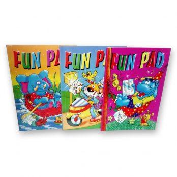 Fun Puzzle Pads
