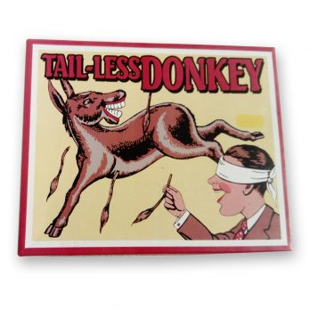 Tail-less Donkey