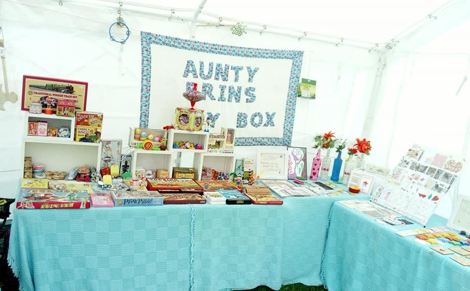 Aunty Brin's Market Stall
